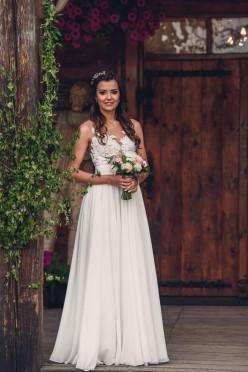 Suknia ślubna Narmin Lorenzo Rosso roz. 36