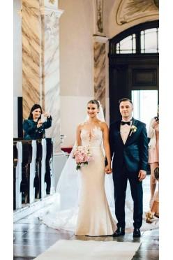 sukienka firmy Atelier PRONOVIAS 2017 haute couture