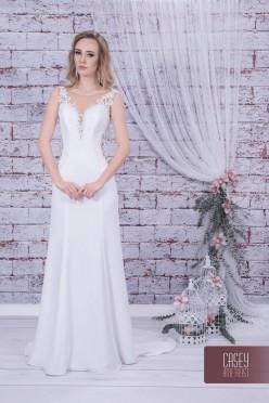 Suknia slubna 3w1 38 biała