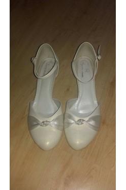 Buty ślubne Mark Shoes 41 ecru