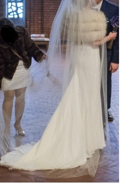 Suknia ślubna Milana Tina Valerdi