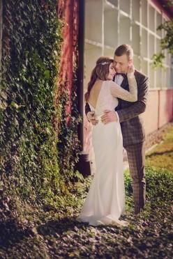 suknia ślubna VIOLI PIEKUT - GIANI