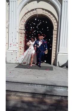 Niezwykła suknia ślubna Gala 2017 model Una