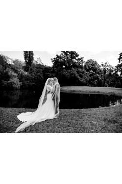 Suknia Pronovias 2017 Model Orville PIĘKNA Prosta