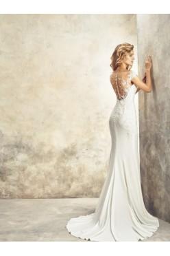 Suknia Ślubna Vanilla Sposa Beatrice roz. 34/36 + Welon