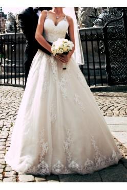 Suknia ślubna Maggie Sottero + welon