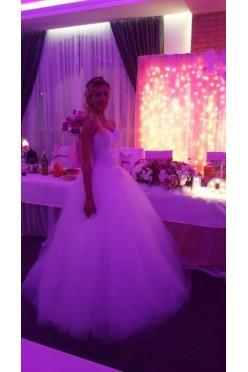 suknia Agnes Bridal Dream 2017 biala