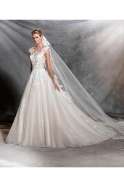 suknia ślubna PRONOVIAS Ofelia rozm. 36