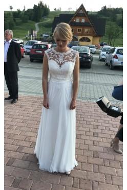 Suknia Ślubna- Vanilla Sposa- Irisa