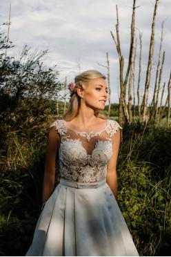 Suknia ślubna Allegresse Esma Ivory