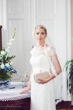 Wyjątkowa suknia ślubna rozm. 38/40 EMBRA Margarett