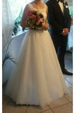 Suknia ślubna MS Moda Marlene