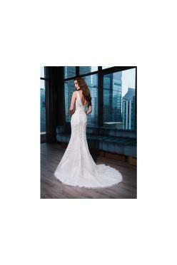 Justin Alexaner Signature 9772, ręcznie wyszywana suknia