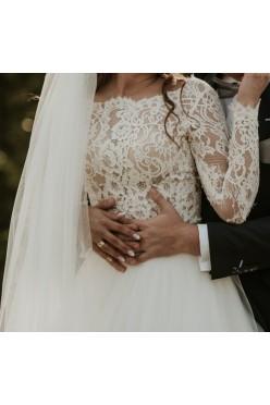 Herm's Bridal Aragonite Body i Spódnica