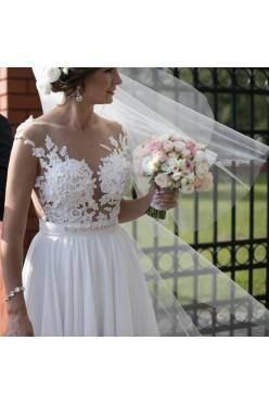 Sukienka Milla Nova SELENA + pasek z kamieniami Swarovskiego