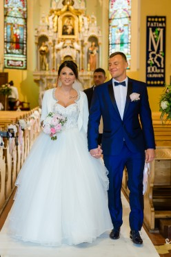 Suknia ślubna Justin Alexander model 8847