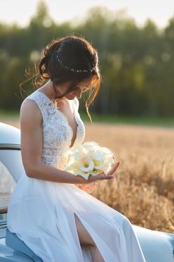 Suknia ślubna Lara - z salonu