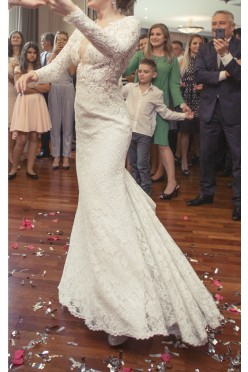 Suknia ślubna  2017 Chantal