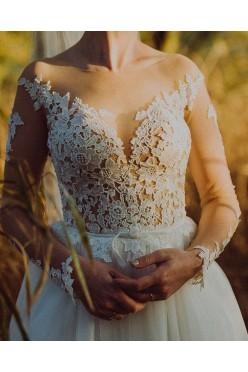 Przepiękna suknia ślubna Millanova
