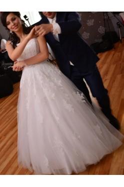 Suknia ślubna Annais Bridal: Suzanne