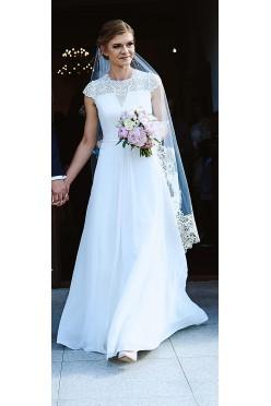 Urocza suknia ślubna :)