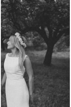 Suknia slubna Tina Valerdi 2017 rozm. 34