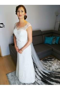 Suknia ślubna MAGGIO RAMATTI, rozm. 42 ivory