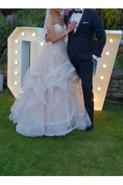 Sprzedam suknię ślubną Stella York 6432