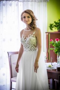 Piękna włoska suknia DILARA prosto od LORENZO ROSSI!
