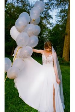 Suknia ślubna Narmin Lorenzo Rosso roz. 36-34