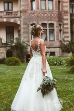 Przepiękna suknia Justin Alexander Signature 9848