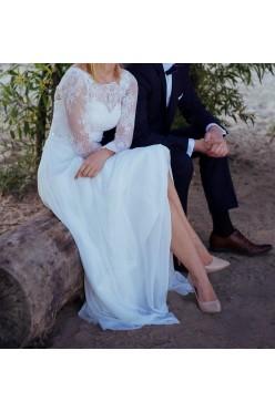 Suknia ślubna rozm. 36; wzrost 170 + 6 cm obcas