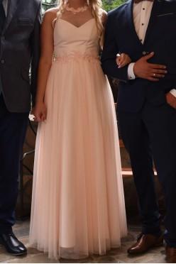 Piękna sukienka na drugi dzień ślubu