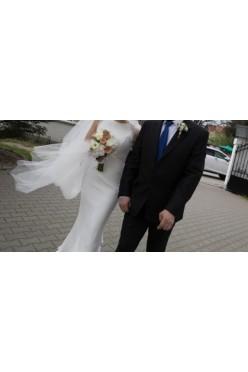 Suknia ślubna Pronovias Orsola Warszawa