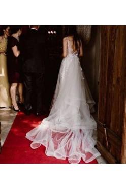 Suknia ślubna patrycja Pardyka