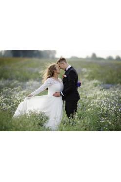 Suknia ślubna z atelier Ideo Design