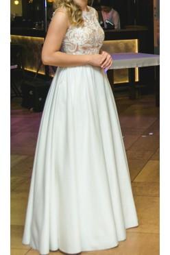 Piękna suknia ślubna Lanesta Onyx