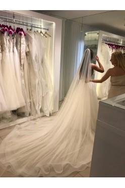 Wyjątkowa Suknia Ślubna uszyta przez Patrycję Pardykę