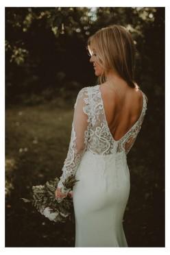 Suknia ślubna i sukienka na poprawiny VIOLA PIEKUT