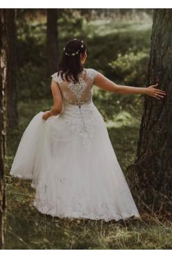 Suknia ślubna Sposabella Bliss r. 40