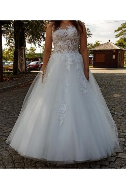 Suknia ślubna Lamberta