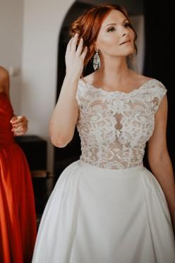 Suknia ślubna Milla Nova, model Katrin
