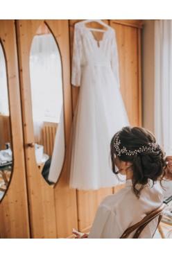 Opaska ślubna Bianco Jewelry