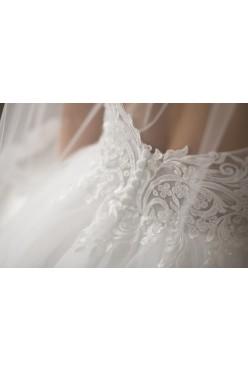 Suknia ślubna herm's bridal aprille biała