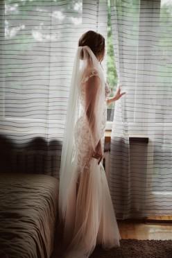 Suknia ślubna SABE, model Fina / kolekcja Sparkle 2018