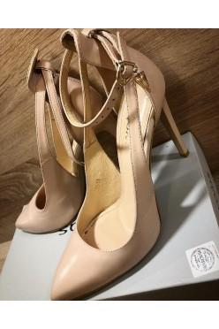 Buty ślubne wojas nowe 38