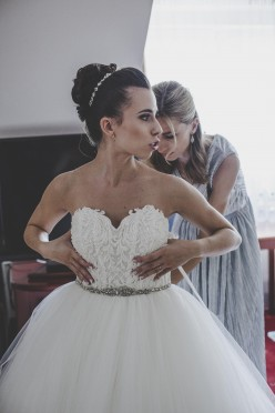 Suknia Ślubna Gabbiano Cecil