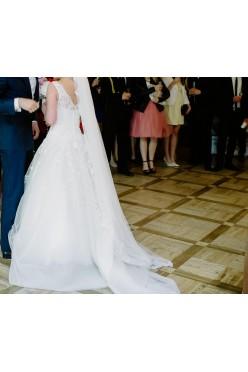 Sprzedam suknię ślubną Justin Alexander, model 8630