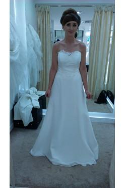Suknia ślubna z salonu ANGELA