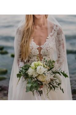 Suknia ślubna by Patrycja Pardyka